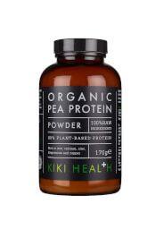 KIKI Health proteine di piselli biologici in polvere 170 g