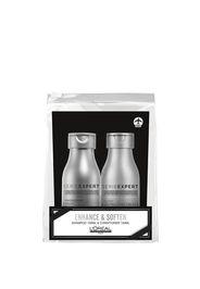 L'Oréal Professionnel Silver Christmas Mini Set for Light Blonde, White or Silver Hair 200ml