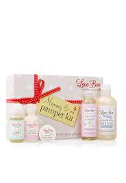 Love Boo Pamper kit cofanetto regalo mamma e bimbi (5 prodotti)