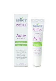 Salcura Antiac Activ siero in gel anti-acne (15 ml)