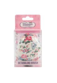 The Vintage Cosmetic Company spazzola districante - fantasia floreale