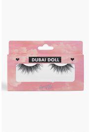 Ciglia finte Dubai Doll Barry M, Nero