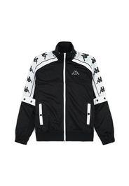 222 Banda 10 Arany Jacket, Black/White - Felpe