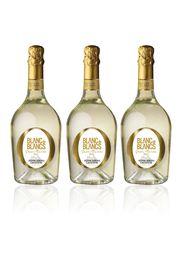 Blanc de Blancs Brut Vino spumante (3pz)