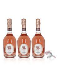 Tris rosé brut vino spumante