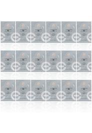 18 pads per il contorno occhi