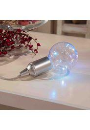 Set 3 lampade a luce LED bianca con batterie