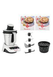 Volupta Cooking Machine, 5 accessori e 2 ricettari