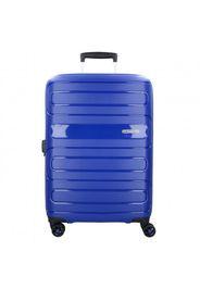 Sunside valigia 4 ruote 77 cm