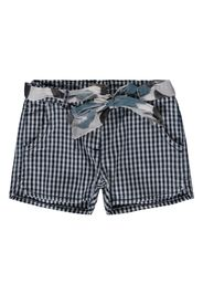 Shorts a quadretti