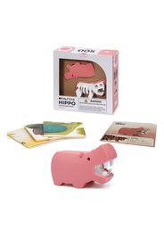 3D Hippopotamus Puzzle