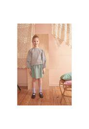 Manuela Organic Cotton Corduroy Skirt