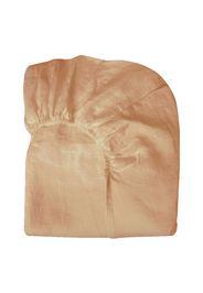 Lenzuolo con angoli in garza di cotone