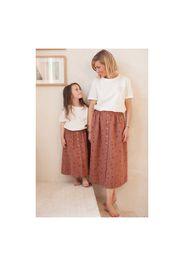 Exclusive Marlot x Smallable - Carla Organic Cotton Muslin Skirt