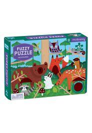 Puzzle tattile foresta 42 pezzi