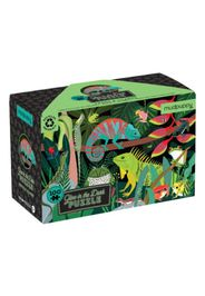 Glow-in-the-dark Lizard Puzzle - 100 pieces