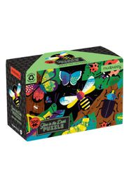 Glow-in-the-dark Insect Puzzle - 100 pieces