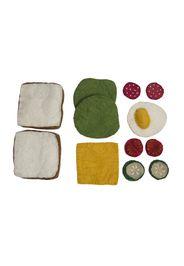 Sandwich in lana
