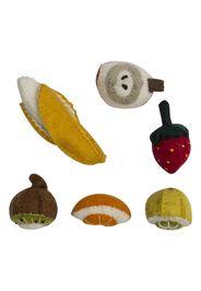 Frutta in lana - Set da 6