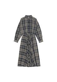Karen Organic Cotton Linen Dress
