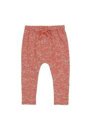 Pantaloni in stile Sarouel Faura in cotone bio