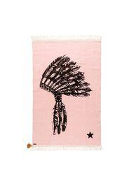 Tappeto Gypsy in cotone - Copricapo indiano