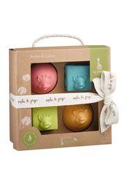 Sophie La Giraffe Cubes and Balls - Set of 4