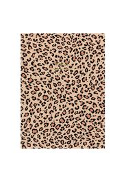 Pink Savannah Notebook - A6