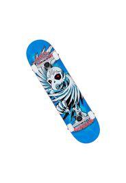 Skateboard Hawk Spiral Blue 7.75