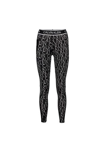 Leggings Stampa All Over Donna