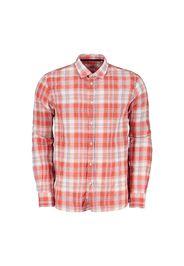 Camicia Collo Minimal Lino Cotone