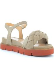 scarpe donna sandali AV3302P SALVIA