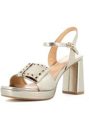 scarpe donna sandali con tacco alto AV2902P ALBA