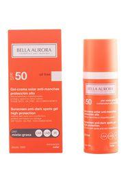 Solar Gel Anti-manchas Mixta/grasa Spf50 Bella Aur
