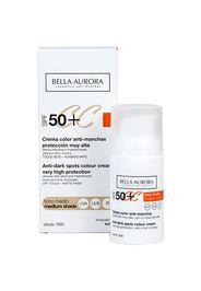 Cc Cream Anti-manchas Tono Medio Spf50+  30 ml