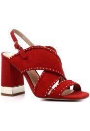 BW2102P Sandalo tacco  Donna Rosso