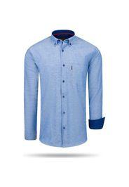 Regular Fit Overhemd Royal
