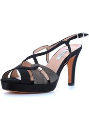 scarpe donna sandalo 913 NERO