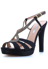 scarpe donna sandalo 919 NERO