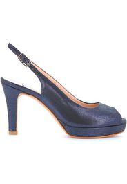 scarpe donna sandalo 951 BLU