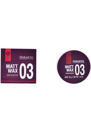 Matt Wax  Strong Hold Matte Wax 50 Gr 50 g