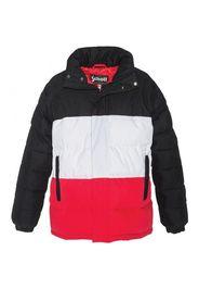 Doudoune    NEBRASKA W Black White Red