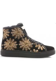 Sneakers Donna Velluto 620-D