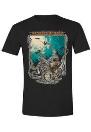 A Perfect Circle - The Depths - T-Shirt - Uomo - nero