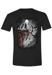 A Perfect Circle - Hourglass - T-Shirt - Uomo - nero