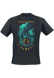 A Perfect Circle - Moon Oracle - T-Shirt - Uomo - nero