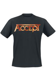 Accept - Restless And Live - T-Shirt - Uomo - nero