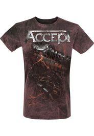 Accept - Venom In My Veins - T-Shirt - Uomo - ruggine