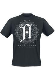 Architects - Logo - T-Shirt - Uomo - nero