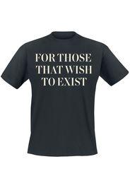 Architects - FTTWTE Text - T-Shirt - Uomo - nero